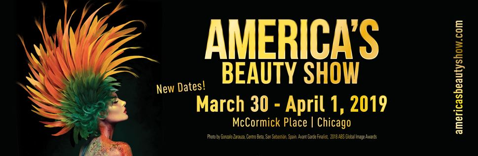 America's Beauty Show Chicago 2019 Flyer