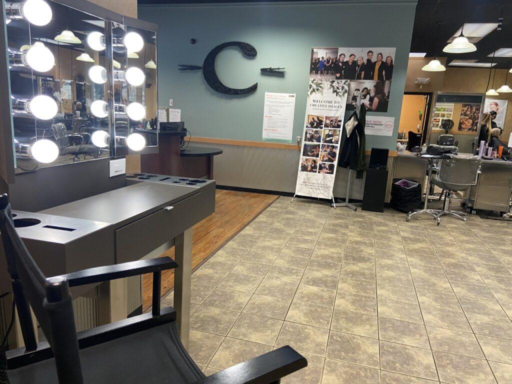 Centerville Campus Salon Floor
