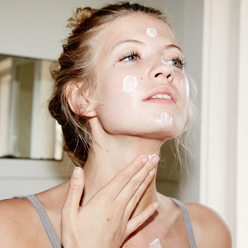 The importance of taking care of your skin, especially during the summer months.